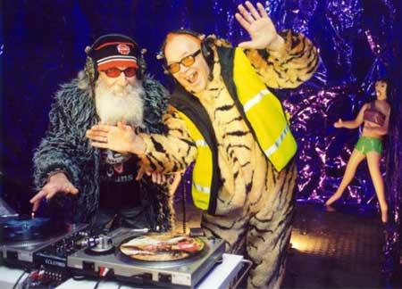 Old DJs