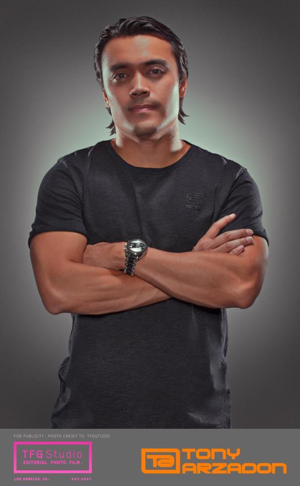 DJ Tony Arzadon