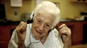 alive inside documentary old woman enjoys music